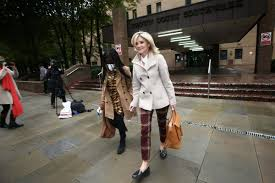 He would push you to your limits of endurance and in my case. Blue Peter Stars Anthea Turner And Diane Louise Jordan Come To The Defence Of John Leslie In Sexual Assault Trial London Evening Standard Evening Standard