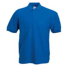 Fruit Of The Loom Poly Cotton Polo Shirt Fruit Of The
