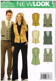 Mens Vest Pattern Free Best Decorating