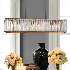 dining room crystal lighting. Crystal Chandelier Black Bronze Hanglamp Modern With 3 Lights Dining Room Light Fixtures E27 Led Industrial Lamp -in Chandeliers From Lighting F