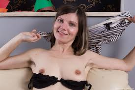 Hairy MILF Aga prepares for New Year s sexual carnival The Hairy.