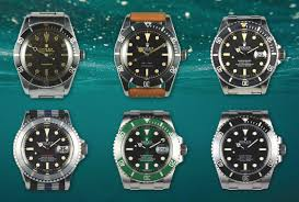 Modern Icons A Rolex Submariner Collectors Guide 60clicks