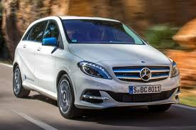 Mercedes Benz B Class Electric Drive Review Autocar
