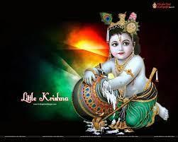 Cute Bal Krishna Wallpapers Free Download