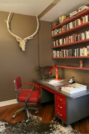 Eclectic Home Office photo by Barbara Saskia Design
