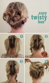 Hairstyle Easy Step By Step 18 easy step by step tutorials for perfect hairstyles style 7281 by stevesalt.us