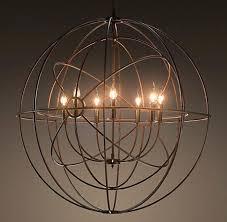 iron globe chandelier explore orb chandelier iron chandelierore aspen wrought iron globe chandelier
