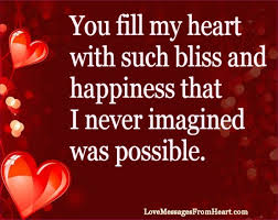 sincere heart touching love messages
