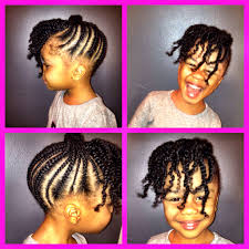 Braids For Little Black Girl Hair Style ideas about little girl hairstyles for black hair cute 4460 by wearticles.com