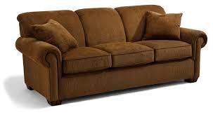 queen sofa bed. Perfect Bed Flexsteel Main Street Queen Sofa Sleeper  Item Number 598844 On Bed