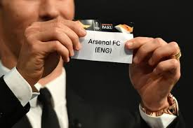 It takes place on friday in nyon, switzerland at 12. The Europa League Round Of 32 Draw Date And Who Arsenal Man United Celtic And Rangers Can Face Football London