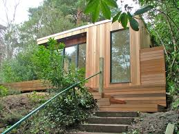 A hidden garden room that can be used all year round, not just as a