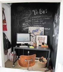 chalkboard paint office. beautiful paint the home office in chalkboard paint office a