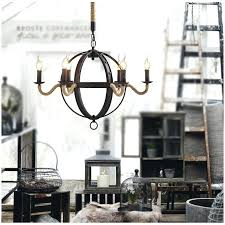 iron sphere chandelier vintage industrial iron sphere candelabra chandelier wrought iron sphere chandelier