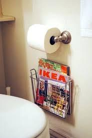 wall mount magazine rack toilet. Modren Magazine Wall Mount Magazine Rack Toilet Holder Fabric Mounted Inside For Bathroom  Remodel 2 R