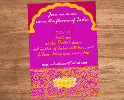Design Your Own Birthday Party Invitations Design Your Own Birthday Card Printable New India Indian Food Party