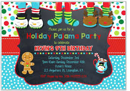 To Make Your Own Christmas Party Invitations Sunfestival