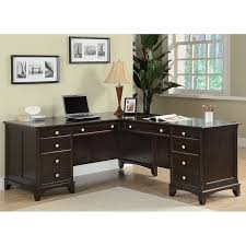 Home Office Desks Furniture Stunning Garson Home Office Set W LShape Desk Coaster Furniture FurniturePick