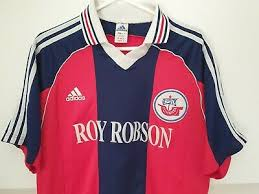 Hansa fans saw fit to deliver their present during the match, hurling handfuls of fish at their opposing. Hansa Rostock Rarefootball Shirt Trikot Jersey Vintage Away 1998 1999 Adidas M 116 71 Picclick