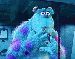 monster inc sulley roar. Brilliant Inc Sulley Faint GIF  MonstersInc GIFs Inside Monster Inc Roar T