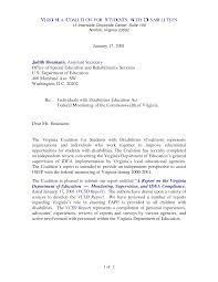 special education cover letter special education cover letter sample