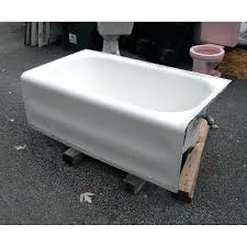 exquisite cast iron bathtub for in corner tub antique with bath remodel 0 best alcove best alcove bathtub