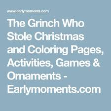Small Picture The 25 best Grinch mask ideas on Pinterest December birthday