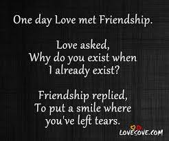 Love And Friendship Quotes Adorable Love And Friendship Quotes And Sayings Famous And Motivational