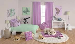 violet green teen room