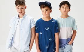 Hallensteins Size Chart Boys Size 8 14 Children