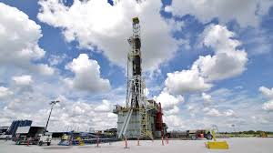 Nabors Well Service Pace X800 Quad Design Drilling Rig Nabors