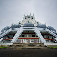 raphael olivier s photographs reveal pyongyang s architecture