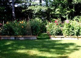 backyard cutting flower garden tour ens