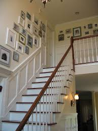 Inspiration: Staircases & AWESOME Photo Wall
