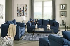affordable furniture sensations red brick sofa. Darcy Blue Sofa Set Affordable Furniture Sensations Red Brick R