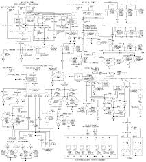 1995 ford taurus wiring diagram inside with