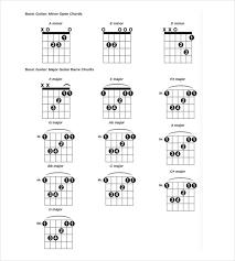 Barre Chord Chart Pdf - Kleo.beachfix.co