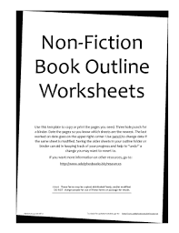 29 Printable Outline Template Forms Fillable Samples In