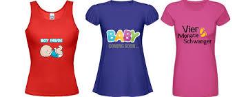 Lustige Schwangerschaft T Shirts Mit Eigenem Aufdruck