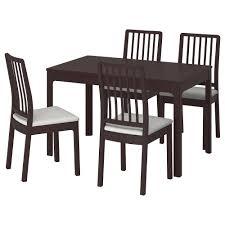ikea ekedalen ekedalen table and 4 chairs