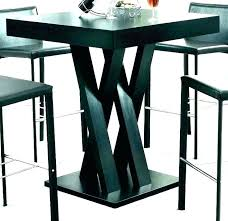 counter height outdoor dining table bar bistro set patio furniture