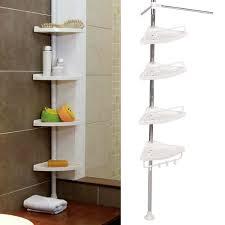 Bathroom Corner Shelf Designs