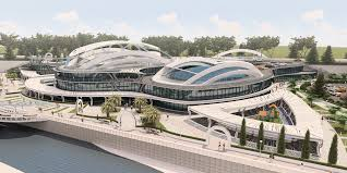 Проект Дизайн концепция спортивно оздоровительного центра от  При проектировании используется