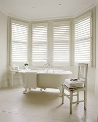 Why plantation shutters look great in a bathroom | Byzantine Design