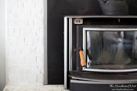 how to use high temperature fireplace paint for