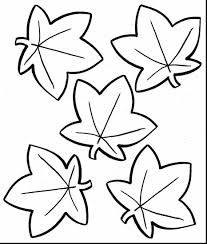Small Picture amazing fall leaf coloring page printables with printable fall