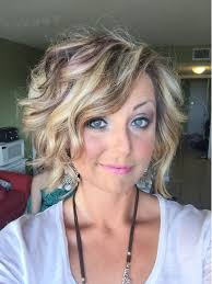 Short Wavy Curly Hairstyles Cute Short Wavy Hairstyles For Women 2017 Cabello Cortes Y