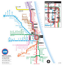 cta map – chicago transit guide
