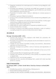 Credit Analyst Resume Example Sample Credit Analyst Resume Financial Analyst Resume Samples Best