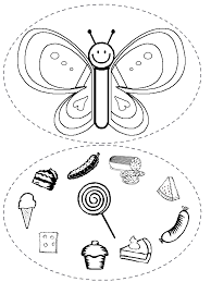 Small Picture The Very Hungry Caterpillar Coloring Pages Printables Coloring Home